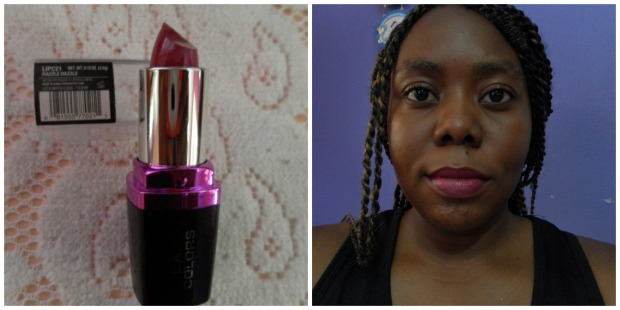 Razzle dazzle- A deep pink that adds a pop of colour to your lips